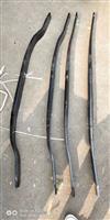 一汽长春解放新J6车桥配件 后钢板弹簧总成 后钢板 钢板弹簧 从下往上数第一片2912011-682/D/2912011-682/D