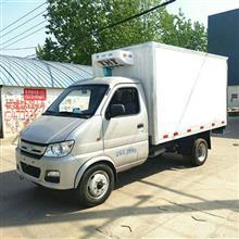 2手9.6米冷藏车价格 九米六冷藏车图片参数