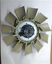 K90MO东风天龙雷诺发动机电拄硅油离合器总成1308060-K90MO