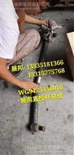 WG9425430010  重汽斯太尔D7B 转向直拉杆总成/WG9425430010