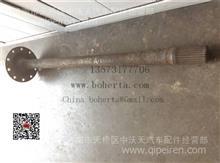 24ZS01-03066-A后桥半轴(东风带盘)/陕汽,豪沃,华菱自卸车