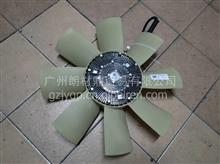 东风天锦原装商用车硅油风扇离合器带风扇叶总成/1308060-KG1V0/1308060-KG1V0