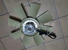 供应东风天锦硅油风扇离合器带风扇叶总成/1308060-KG1V0/1308060-KG1V0