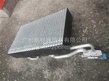 东风柳汽乘龙霸龙LZ4150驾驶室原装空调蒸发器芯子带膨胀阀总成/6233311-0043-022