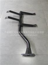 陕汽轩德X9左挡泥板支架/BZ84032920A
