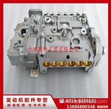 康明斯发动机6D125E缸体-燃油泵增压器6D125E