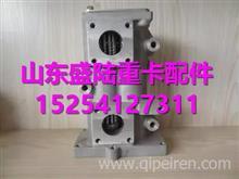 612600113015潍柴发动机EGR冷却器总成/612600113015