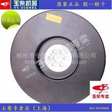 玉柴YC6M曲轴皮带盘 M6600-1005240 硅油减振器客车货车工程机械/ M6600-1005240