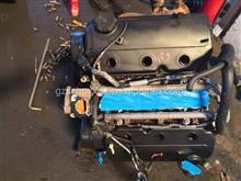 三菱帕杰罗V73发动机二手拆车件/三菱帕杰罗V73发动机二手拆车件