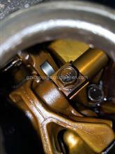 08款三菱帕杰罗V73发动机原装二手拆车件/08款三菱帕杰罗V73发动机原装二手拆车件