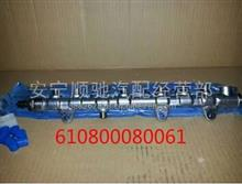 潍柴WP7电喷发动机共轨管总成/610800080061