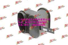 DZ95259190912 德龙X3000 空气滤清器进气底座 进气管底座