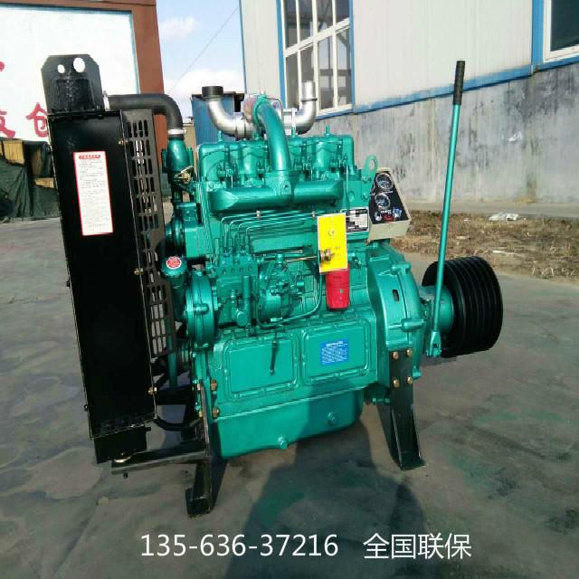 潍坊4100柴油机小铲车