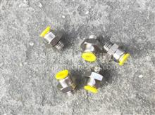 东风柴油康明斯发动机尾气处理系统   尿素泵空气电磁阀接头总成/5303018/4328805