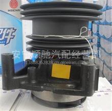 潍柴WP10CNG天然气动力发动机水泵/612600061945