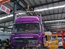新款天龙驾驶室总成厂家直供价格优惠/十堰航东一驾驶室厂家
