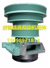 中国重汽杭发发动机工程机械船机水泵/HG1500069229