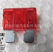 陕汽德龙X3000红色熔断丝(10A)/81.25436.0065