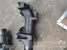中国重汽曼MC11后排气管/200V08102-0189