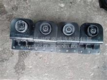 东风天锦后支架带橡胶套总成/5001120-C1100