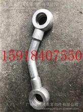 中国重汽豪沃HOWO变速箱进油管/AZ2203240012