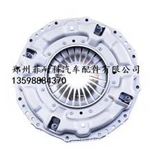 一汽解放430推式膜片离合器压盘推式总成通用型 适用于解放等/杭州菲英原厂离合器压盘