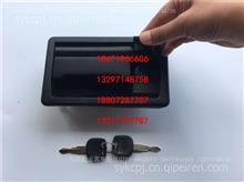东风超龙客车后备箱锁外拉手 EQ6606/客车边门锁总成