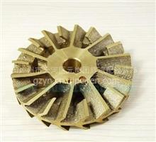 重庆康明斯KT19海水泵叶轮(铜)/重庆康明斯KT19海水泵叶轮(铜)