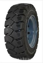 朝阳正新叉车实心轮胎充气轮胎通用轮胎后轮650-10前轮28x9-15