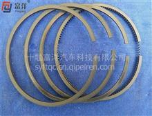 东风天龙康明斯发动机L375马力油环/压缩环6L分体活塞环 /3921919