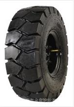 朝阳全新叉车轮胎8.25-12 CL621 12层厚含垫带和内胎一套/全新