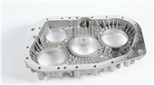 法士特变速箱铝壳 12JSD180-1707015变速箱后盖铝质 12档 后盖/12JSD180-1707015