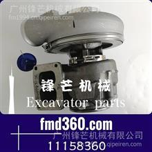 沃尔沃EC700B挖掘机D16E进口增压器11158202、11158360/11158202、11158360