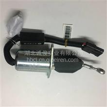 東風天龍天錦大力神東風康明斯發動機配件斷油電磁閥 C4942878/4942878