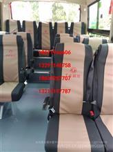 东风超龙客车座套 皮座套 EQ6608/客车座套 定制