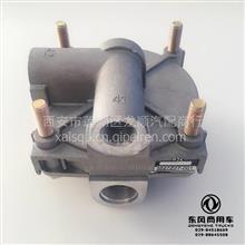 东科克诺尔原厂天龙天锦大力神新式薄款差动式继动阀/3527Z27-001