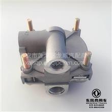 东科克诺尔原厂天龙天锦大力神新式薄款差动式继动阀/3527ZB1-001