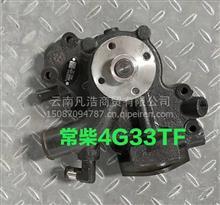 常柴4G33TG水泵HA0123
