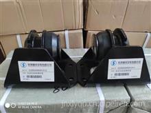 DZ95259591312陕汽德龙发动机前悬置软垫/DZ95259591312