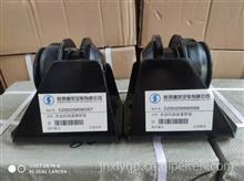 DZ95259590068陕汽德龙发动机前悬置软垫/DZ95259590068