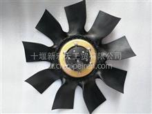 东风天锦硅油风扇总成/1308060-KC401