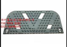 欧曼EST上车脚踏板欧曼EST A下车防滑板装饰配件护罩塑料踏板垫壳/福田欧曼原厂配件