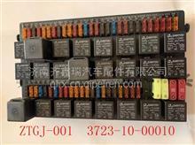 新能源公交车ZTGJ-001型中央配电盒  3723-10-00010继电器盒/3723-10-00010