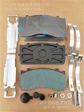 盘式刹车片(克诺尔17.5)/AT016(克诺尔17.5寸)