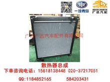 一汽青岛解放CA1081散热器总成/1301010-D1001