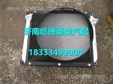 FG9804530189重汽海西豪曼H3散热器总成水箱/FG9804530189