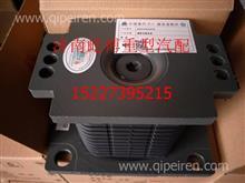 重汽原厂豪沃橡胶钢板支座总成AZ9725520278