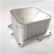 千赢新版appISF2.8机油冷却器芯5318533 5266955北汽福田卡车用机冷芯/5318533 5266955
