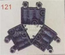 济南重汽配件中心销售二孔三孔座椅阀/二孔三孔座椅阀