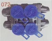济南重汽配件中心销售德龙新M3000四回路保护阀/德龙新M3000四回路保护阀